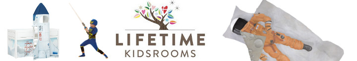Lifetime Kidsrooms • Discovery