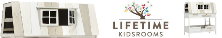 Lifetime Kidsrooms • Hang Out