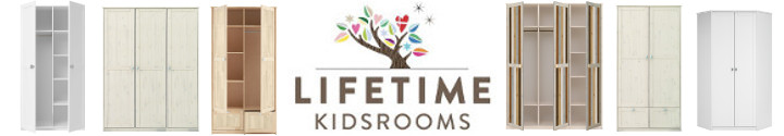 Lifetime Kidsrooms • Schrank