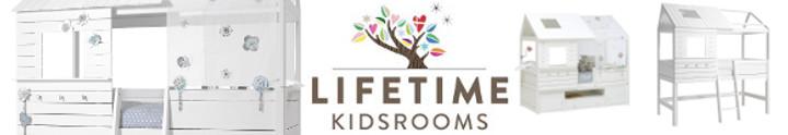 Lifetime Kidsrooms • Silversparkle