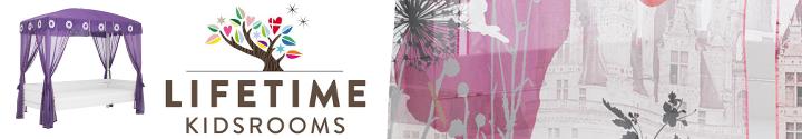Lifetime Kidsrooms • Bettsystem