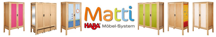 Matti • Schranksystem