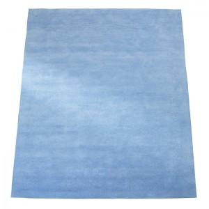 Teppich Uni Hellblau • ANNETTE FRANK