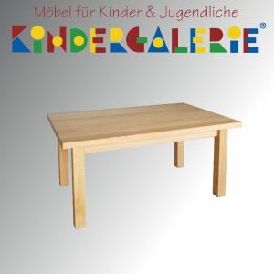 debe.detail Kindertisch 60x90cm, Buche natur