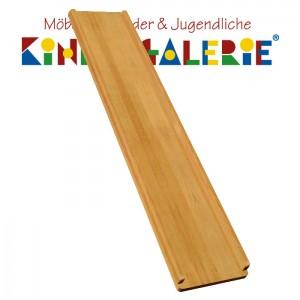 debe.deluxe Zubehör Kinderbett • Rutschbrett • diverse Farben