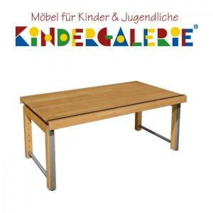 """debe.destyle """"Ziggy-Schreibtisch 68x120cm"""" in Buche natur"""