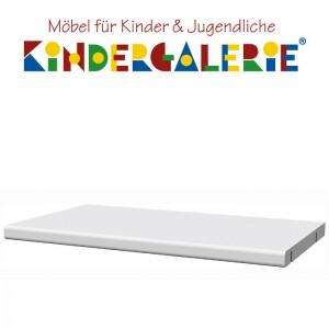 ANDERSon Schreibtisch Zubehör • Einlegeboden für Hängeregal • Buche weiß lackiert