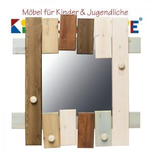 LIFETIME Baumhütte • Spiegel whitewash • ORIGINAL