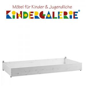 LIFETIME Bett Zubehör • Bettkasten groß 199x90cm • whitewash • ORIGINAL