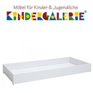 LIFETIME Bett Zubehör • Bettkasten groß 199x90cm • weiß lackiert • ORIGINAL