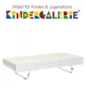 LIFETIME Bett Zubehör • Gästebett / Auszugsbett mit Jump-Up-Funktion • whitewash • ORIGINAL