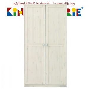 LIFETIME Schrank mit 2 Türen • whitewash • ORIGINAL