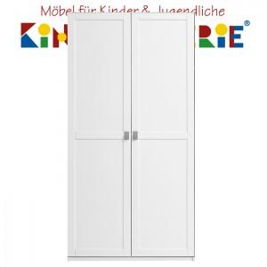 LIFETIME Schrank mit 2 Türen • weiß lackiert • ORIGINAL