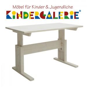 LIFETIME Schreibtisch Breite 140cm • whitewash • ORIGINAL