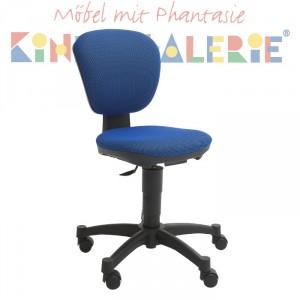LIFETIME Kinderbürostuhl / Funktionsstuhl blau ORIGINAL