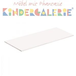 MATTI Einlegeboden groß weiß lackiert für 3-türigen Schrank