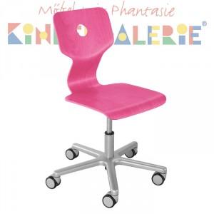 MATTI Schreibtischstuhl pink