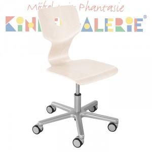MATTI Schreibtischstuhl weiß