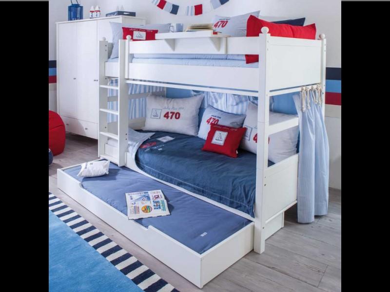 Etagenbett Mit Rausfallschutz Unten : Paidi fiona etagenbett cm hoch mit gerader leiter u ac