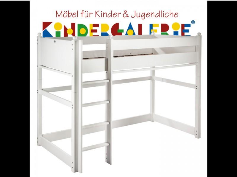 Jugendhochbett 90x200cm • div. Farben • ANNETTE FRANK