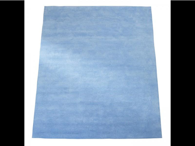 Teppich hellblau  Zubehör • Teppich Uni Hellblau • 140x200cm • ANNETTE FRANK