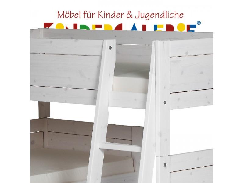 Etagenbett Leiter Schräg : Beste hochbett mit betten sanders etagenbett kinderbett leiter