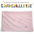 Wäscheleine - Kuscheldecke 75 x 105 cm ANNETTE FRANK