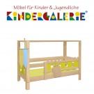 debe.deluxe Burg Himmelbett • diverse Farbkombinationen
