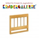 debe.deluxe Zubehör Kinderbett • Leiterschutzgitter • diverse Farbkombinationen