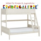 LIFETIME Etagenbett Family 140cm • whitewash • ORIGINAL