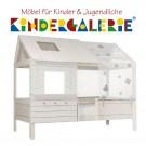 LIFETIME Himmelbett Silversparkle whitewash ORIGINAL