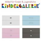 LIFETIME Regal Zubehör • Schubladen-Set MDF, diverse Farben • ORIGINAL