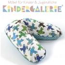 LIFETIME Textil Baby • Airplane Stillkissen • ORIGINAL