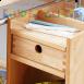 MATTI Schreibtisch-Hängeregal Schubkasten